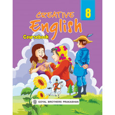 Creative English Course Book 8