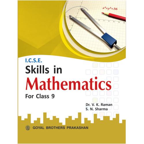 ICSE Skills In Mathematics For Class IX