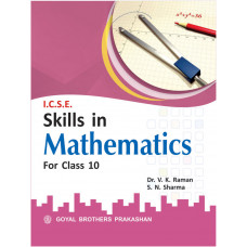ICSE Skills In Mathematics For Class X