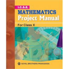 ICSE Mathematics Project Manual For Class X