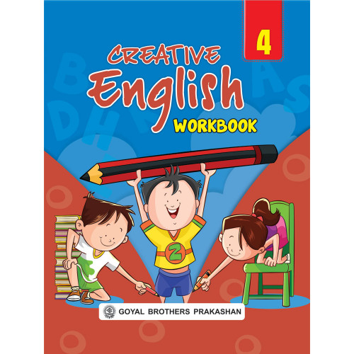 Creative English Workbook 4