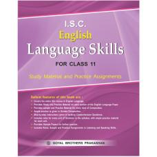 ISC English Language Skills For Class XI
