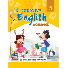 Creative English Workbook 5