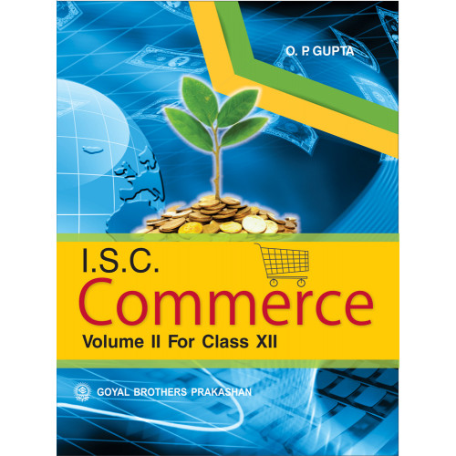 ISC Commerce Part 2 For Class XII