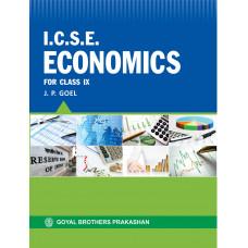 ICSE Economics Part 1 For Class IX