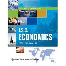 ISC Economics Part 1 For Class XI
