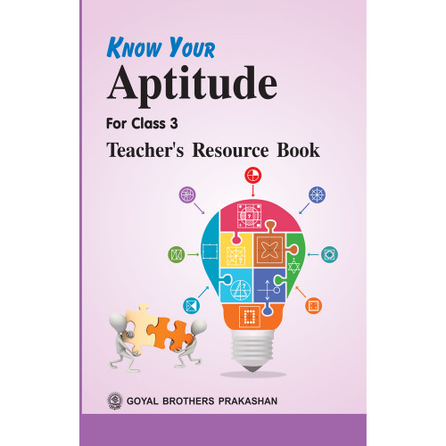 Know Your Aptitude Teachers Resource Book For Class 3
