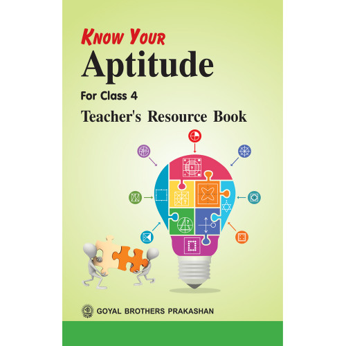 Know Your Aptitude Teachers Resource Book For Class 4