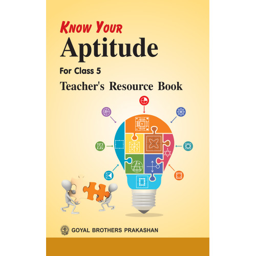 Know Your Aptitude Teachers Resource Book For Class 5