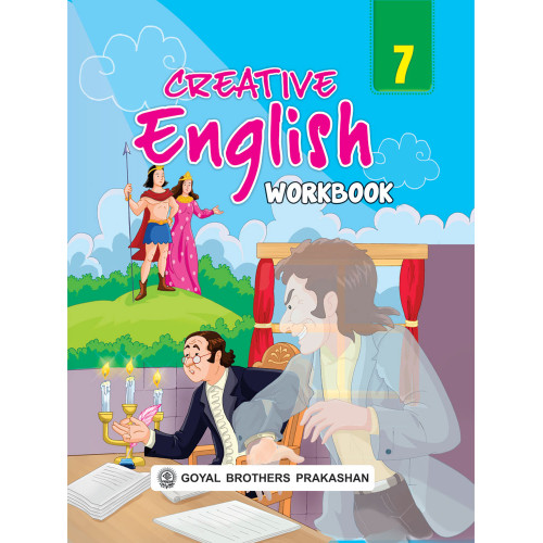 Creative English Workbook 7
