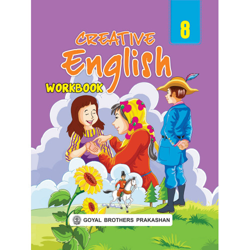 Creative English Workbook 8
