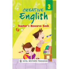 Creative English Teachers Book 3