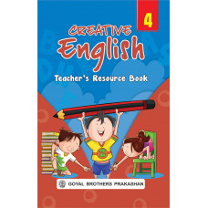 Creative English Teachers Book 4