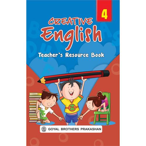 Creative English Teachers Book 4