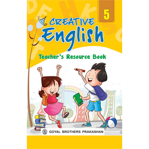 Creative English Teachers Book 5