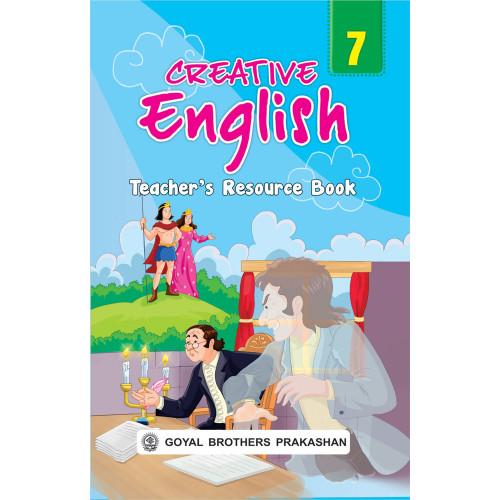 Creative English Teachers Book 7