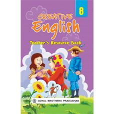 Creative English Teachers Book 8