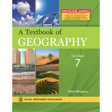 A Textbook Of Geography ICSE For Class 7
