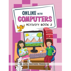 Online With Computers Activity Book 2