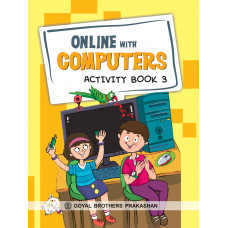 Online With Computers Activity Book 3