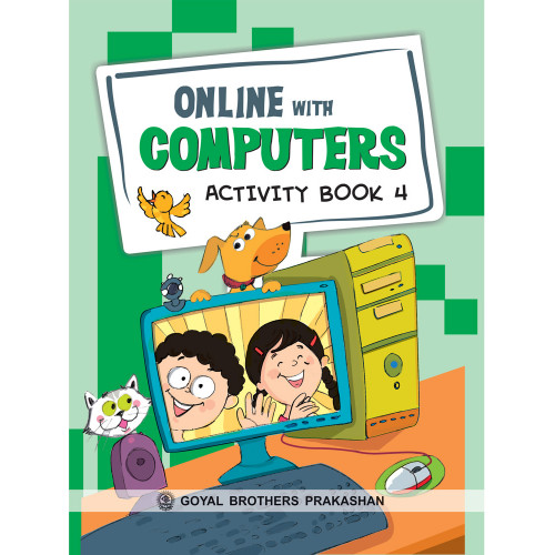 Online With Computers Activity Book 4