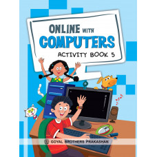 Online With Computers Activity Book 5