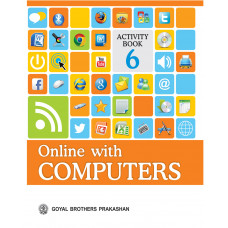 Online With Computers Activity Book 6