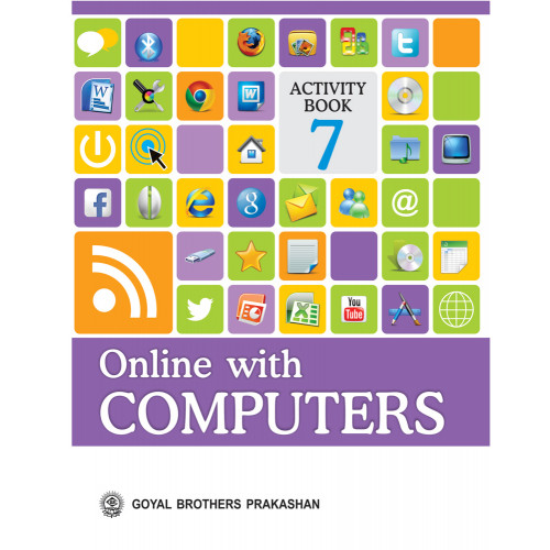 Online With Computers Activity Book 7