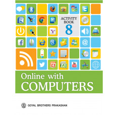 Online With Computers Activity Book 8