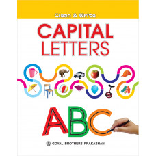 Clean And Write Capital Letters