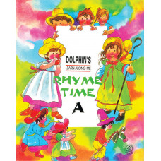 Dolphins Rhyme Time Book A (UKG)