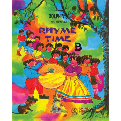 Dolphins Rhyme Time Book B (UKG)