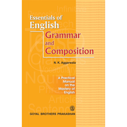 Essentials Of English Grammar & Composition