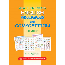 New Elementary English Grammar And Composition Simple Part Of Speech Book 1