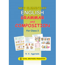 New Elementary English Grammar And Composition Book 3
