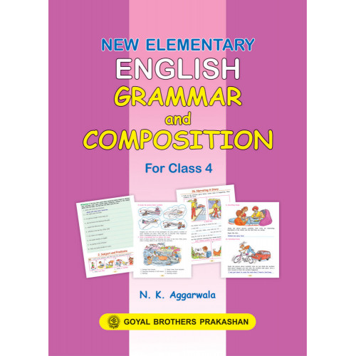New Elementary English Grammar And Composition Book 4