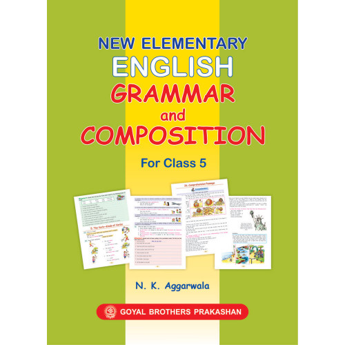 New Elementary English Grammar And Composition Book 5