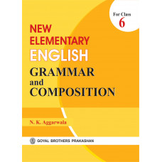 New Elementary English Grammar And Composition Book 6