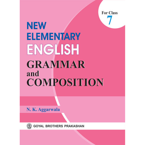 New Elementary English Grammar And Composition Book 7