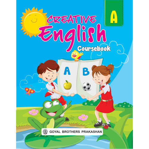 Creative English Course Book A