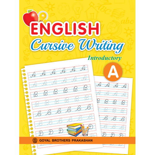 English Cursive Writing Introductory A