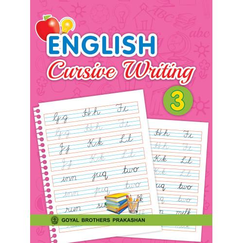 English Cursive Writing Part 3