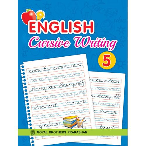 English Cursive Writing Part 5