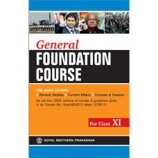 General Foundation Course For Class 11