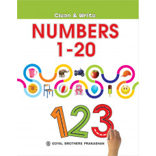 Clean And Write Numbers 1 To 20