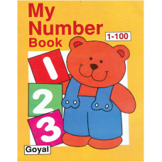 My Number Book 1 To 100