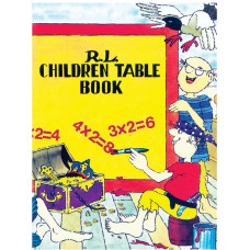 R.L. Childrens Table Book