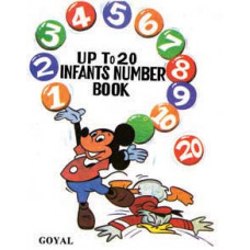 Dolphin My Number Book 1 To 20