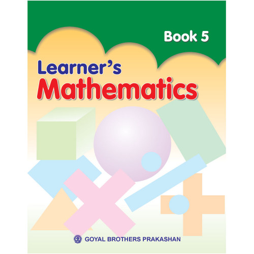 Learners Mathematics Book 5