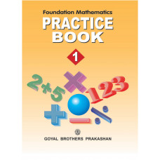 Foundation Mathematics Practice Book 1